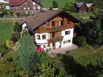 Holiday apartment 1758 for 5 persons in Bürserberg
