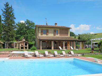 Holiday home 1001450 for 11 persons in Volterra