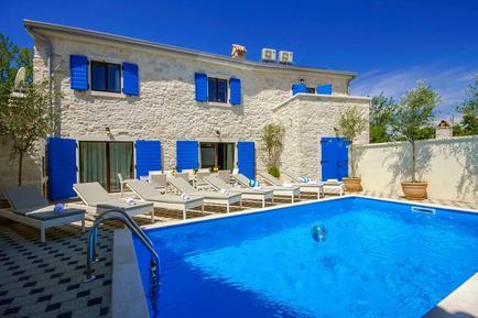 Ferienhaus 1001682 für 8 Personen in Kruncici