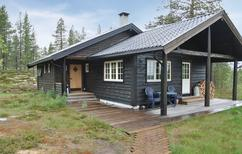 Holiday home 1001874 for 6 adults + 2 children in Rendalen