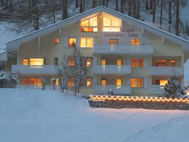 Holiday apartment 1003058 for 2 persons in Samnaun