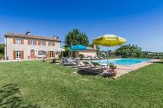 Villa 1003371 per 10 persone in Serrungarina
