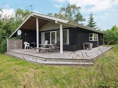 Holiday home 1003621 for 6 persons in Elsegårde Strand