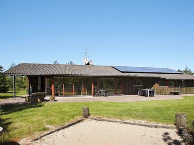 Villa 1003647 per 12 persone in Torup Strand