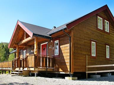 Holiday home 1003765 for 10 persons in Lavik