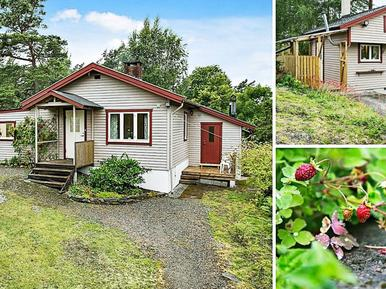 Holiday home 1003788 for 6 persons in Hakenäset