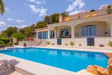 Holiday home 1004359 for 6 persons in Benissa