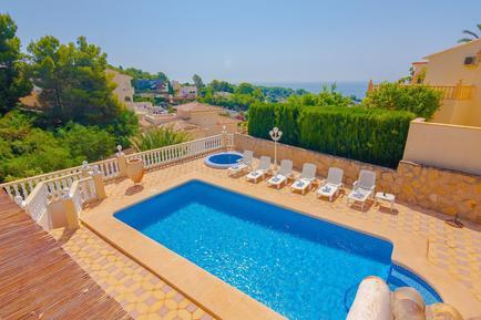 Villa 1004367 per 8 persone in Benissa