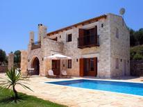 Maison de vacances 1004789 pour 6 personnes , Agia Triada