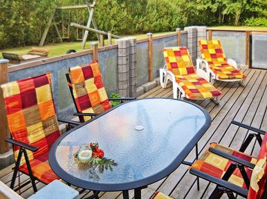 Holiday home 1005068 for 8 persons in Lodbjerg Hede