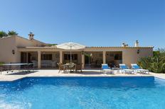 Maison de vacances 1006571 pour 6 personnes , Pollença