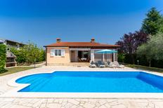 Holiday home 1006962 for 4 adults + 1 child in Poreč