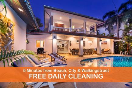 Ferienhaus 1007085 für 12 Personen in Pattaya
