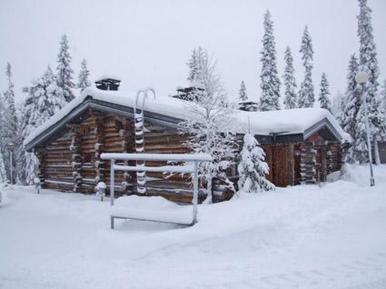 Maison de vacances 1007520 pour 8 personnes , Ruka