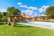 Dom wakacyjny 1008080 dla 6 dorośli + 2 dzieci w Algaida