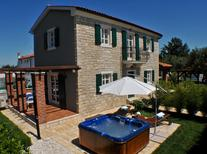 Holiday home 1008146 for 4 adults + 1 child in Buići