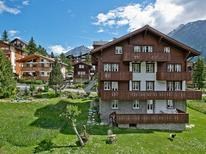 Appartement 1008238 voor 4 personen in Saas-Fee