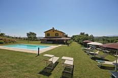 Holiday home 1008415 for 6 persons in Piandimeleto