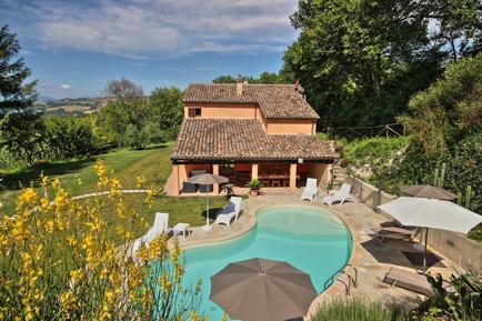 Villa 1008420 per 10 persone in San Lorenzo in Campo