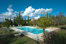 Holiday home 1008457 for 13 adults + 1 child in Rapolano Terme