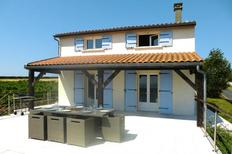 Holiday home 1008741 for 8 persons in Chenac-Saint-Seurin-d'Uzet