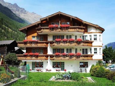 Appartement de vacances 1009281 pour 4 personnes , Saas-Grund