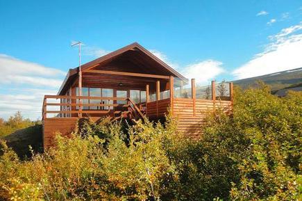 Holiday home 1010096 for 4 persons in Egilsstaðir
