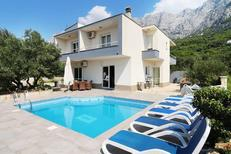 Maison de vacances 1010184 pour 11 personnes , Makarska