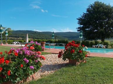 Holiday apartment 1010442 for 6 persons in Casole d'Elsa