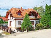 Holiday home 1011457 for 4 persons in Balatonoszöd
