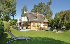 Holiday home 1011627 for 4 persons in Mosebølle