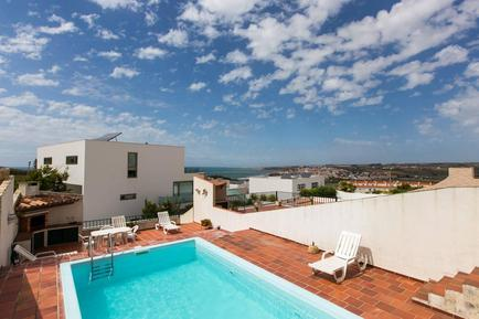 Holiday home 1012169 for 10 persons in Areia Branca