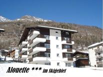 Holiday apartment 1014601 for 6 persons in Saas-Fee