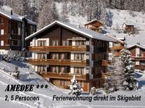 Appartement 1014616 voor 5 personen in Saas-Fee