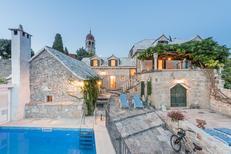 Villa 1015410 per 7 persone in Donji Humac