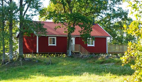 Holiday home 1015458 for 5 persons in Skillingaryd