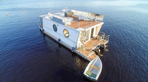 Schiff 1016104 für 8 Personen in Jyväskylä