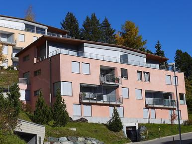 Holiday apartment 1016485 for 4 persons in Samedan