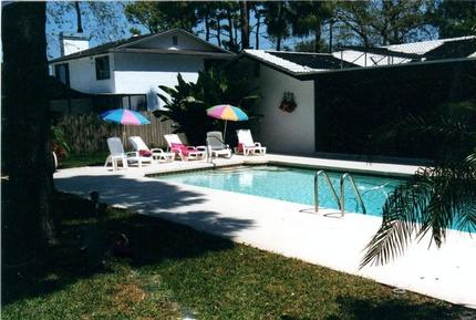 Holiday home 1017034 for 7 adults + 1 child in Clearwater