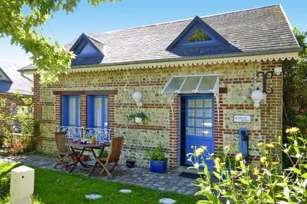 Villa 1017157 per 2 persone in La Poterie-Cap-d'Antifer