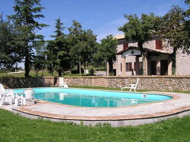 Ferienhaus 1017273 für 12 Personen in Bagnoregio