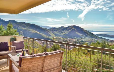 Holiday home 1017717 for 6 adults + 1 child in Mezzane