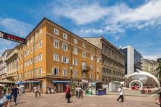 Appartement 1019365 voor 5 personen in Rijeka