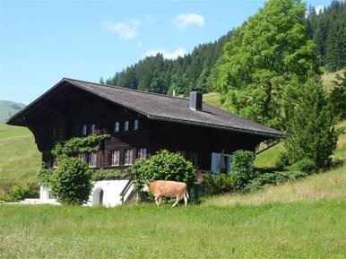 Ferienwohnung 1019532 für 6 Personen in Gstaad