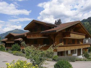 Ferienwohnung 1019542 für 4 Personen in Gstaad