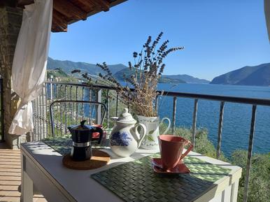 Appartement 1020719 voor 4 personen in Marone