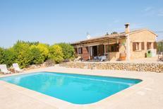 Villa 1020862 per 4 persone in Porreres