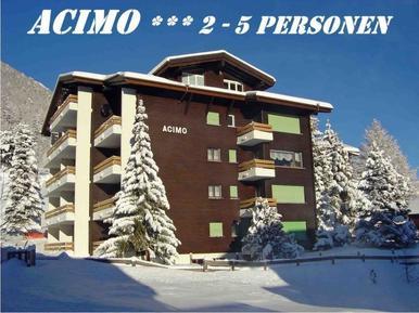 Appartement de vacances 1022234 pour 5 personnes , Saas-Fee