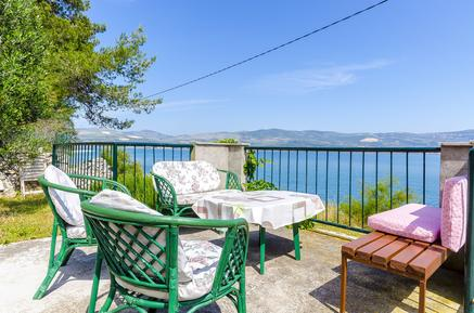 Holiday apartment 1022879 for 4 persons in Slatine