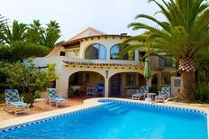 Maison de vacances 1022901 pour 8 personnes , Calpe